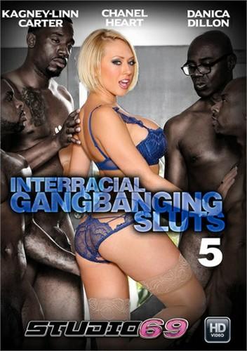 Interracial Gangbanging Sluts 5 (2017)