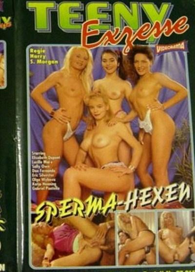 Teeny Exzesse 15 Sperma-Hexen