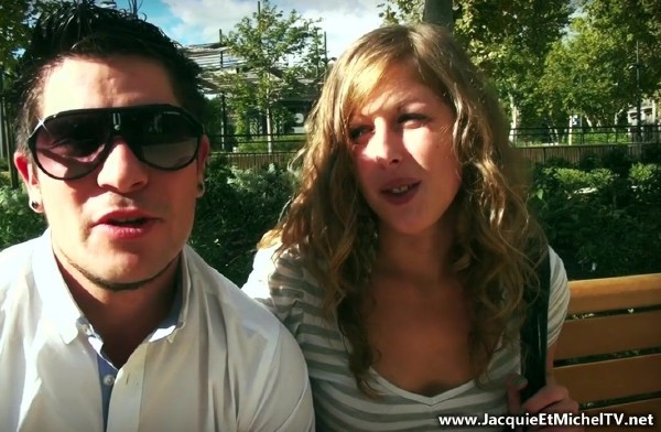 Ashley  Ashley, 22ans, BCBG mais salope ! (JacquieEtMichelTV.net)