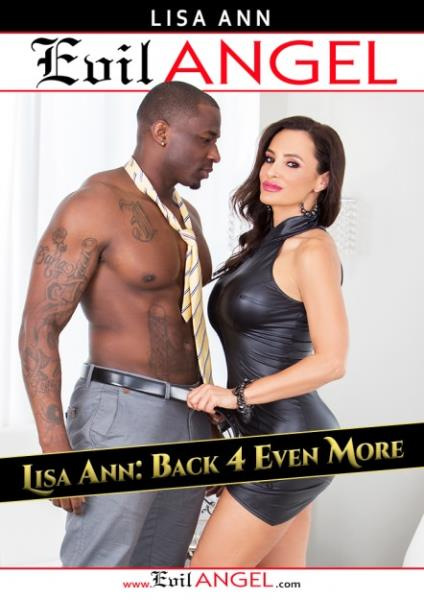 Lisa Ann Back 4 Even More (2018/WEBRip/SD)
