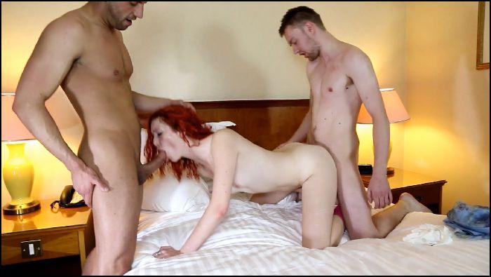 Chris Cobalt Charlie Ten threesome Preview