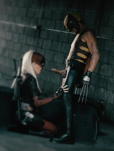 WICKED – Jessica Drake – Deadpool XXX: An Axel Braun Parody, Scene 4