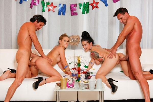 Katrina Jade, Kimmy Granger, Tommy Gunn, Marco Banderas – The After-Party (NuruMassage.com/FantasyMassage.com/HD1080p)