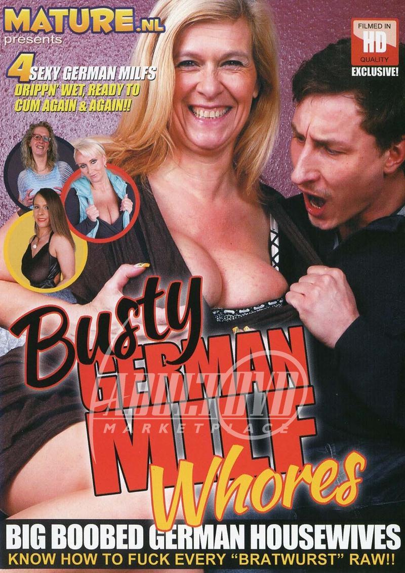Busty German MILF Whores (2017)