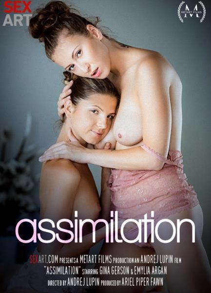Emylia Argan, Gina Gerson – Assimilation (2018/SexArt.com/HD1080p)