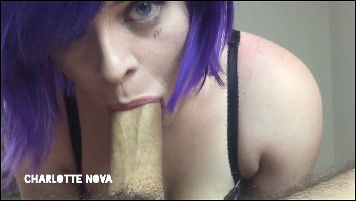 charlotte nova stoner girl sucks cock and gets a facial 2017 07 15 gd30HG Preview