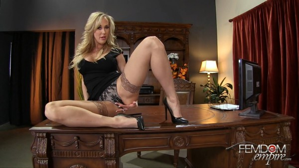 Brandi Love – Lessons in Self-Control (FemdomEmpire.com)