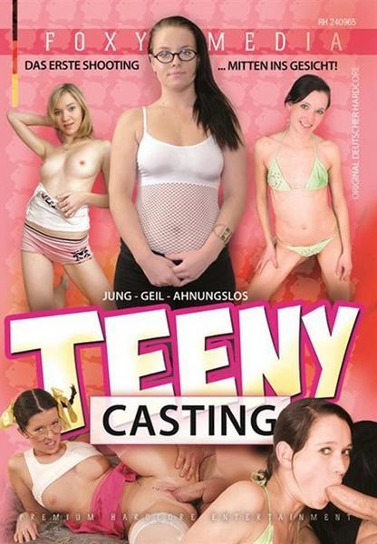 Teeny Casting. Das erste Shooting Mitten ins Gesicht (2017/DVDRip)