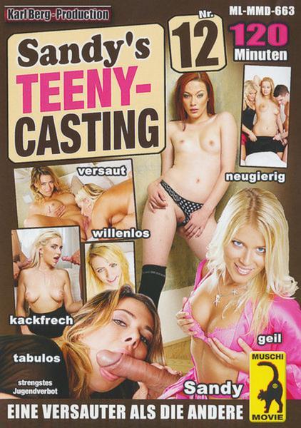 Sandys Teeny Casting 12 (2015/WEBRip/HD)