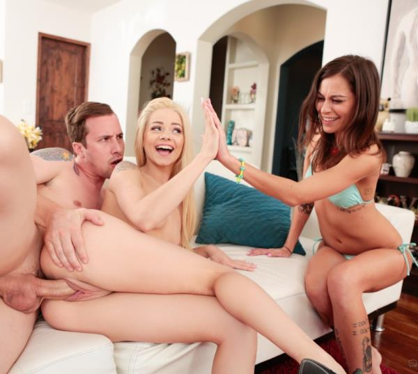 Elsa Jean, Jessy Jones – Good Friends And Big Cocks! (RealityJunkies.com)