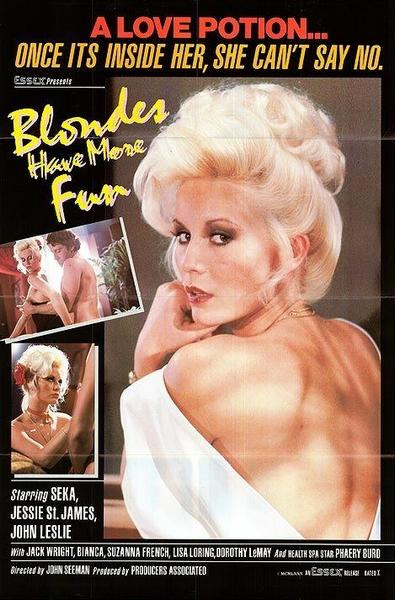 Blondes Have More Fun (1979/HDRip)