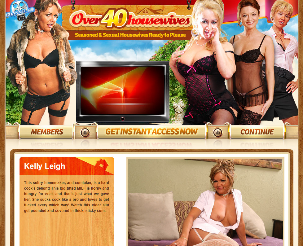 Over40housewives SiteRip
