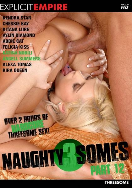 Naughty Threesomes 12 / Naughty 3somes 12 (2018/WEBRip/SD)