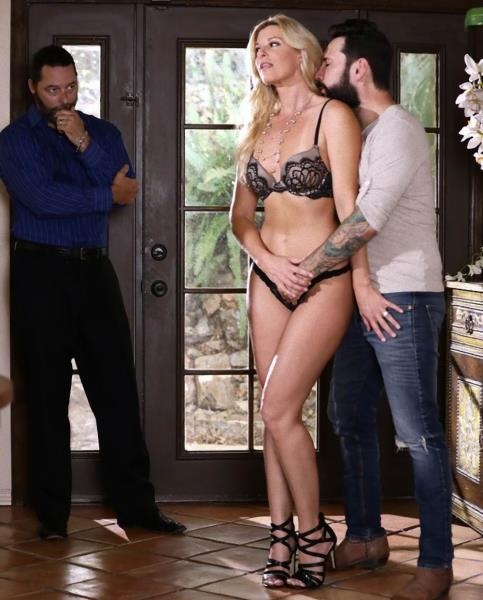 India Summer, Tommy Pistol – He Loves To Watch – Scene 3 (Wicked.com/2018/HD)