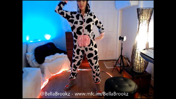 BellaBrookz Cowgirl on MFC Preview