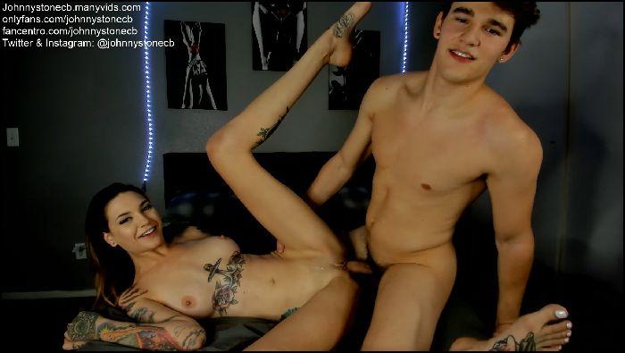 Johnnystonecb Live webcam fuck Rocky Emerson (manyvids.com)