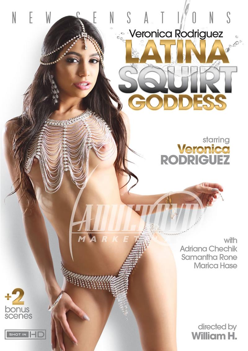 Veronica Rodriguez Latina Squirt Goddess