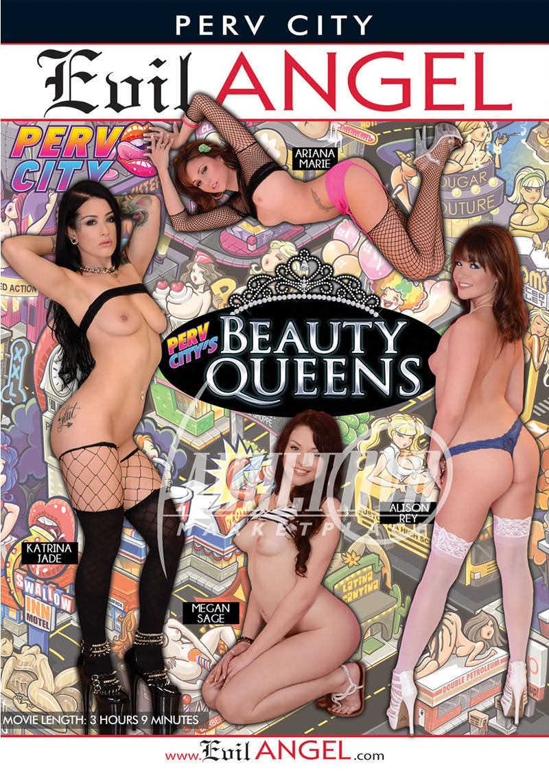 Perv Citys Beauty Queens