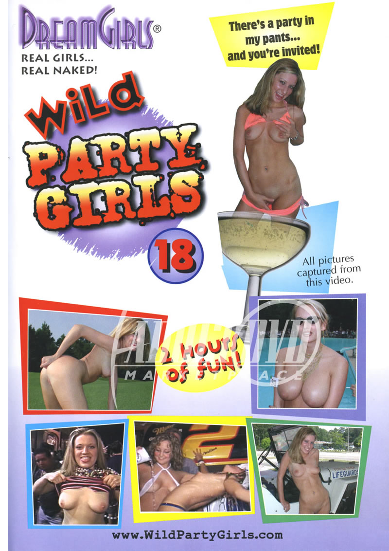Wild Party Girls 18