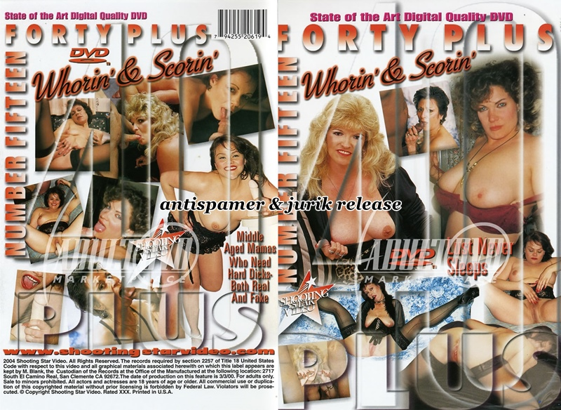 Forty Plus Video Magazine 15