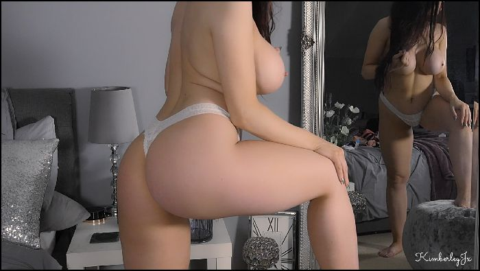 KimberleyJx Panty Tease Preview