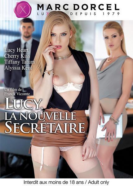 Lucy the new secretary / Lucy La Nouvelle Secretaire (2018/WEBRip/FullHD)