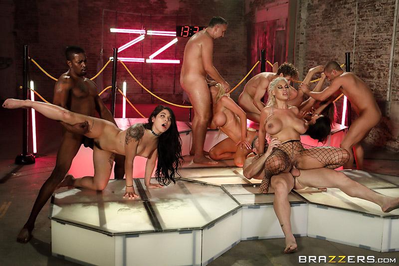 Bridgette B, Gina Valentina, Karma Rx, Lela Star, Nicolette Shea – Brazzers House 3: Finale (2018/ZZSeries.com/BraZZers.com/HD1080p)