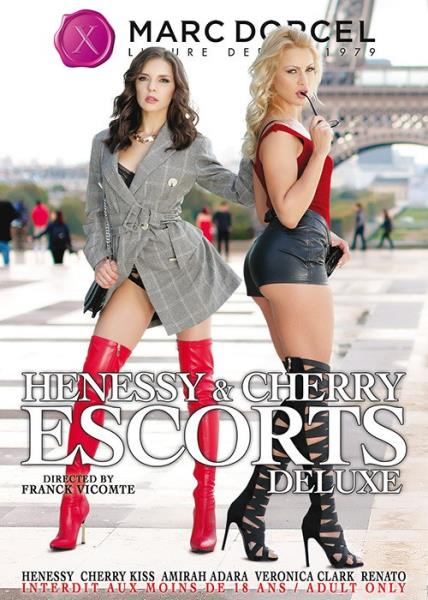 Henessy and Cherry Escorts Deluxe (2018/WEBRip/FullHD)