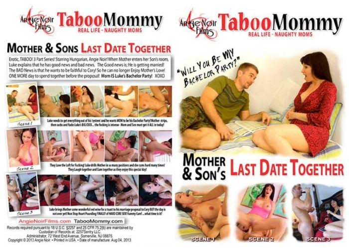 Mother And Sons Last Date Together