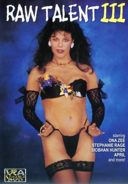 Raw Talent 3 (1988/DVDRip)