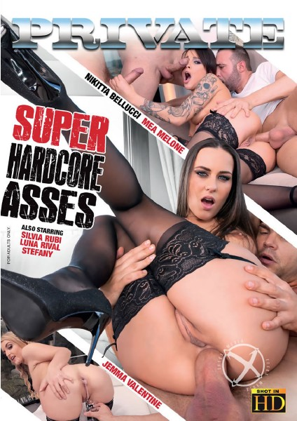 Private Specials 124 – Super Hardcore Asses (2016/WEBRip/SD)