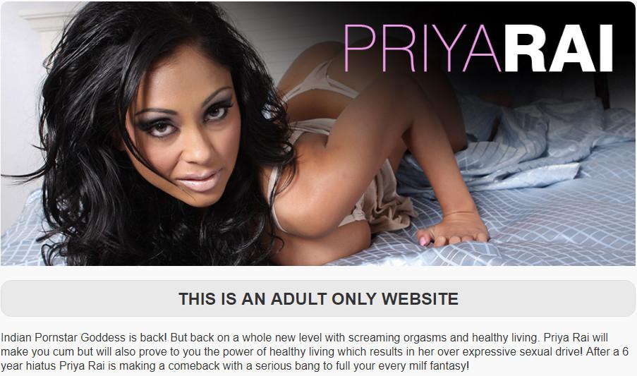 Priyaraiofficial SiteRip