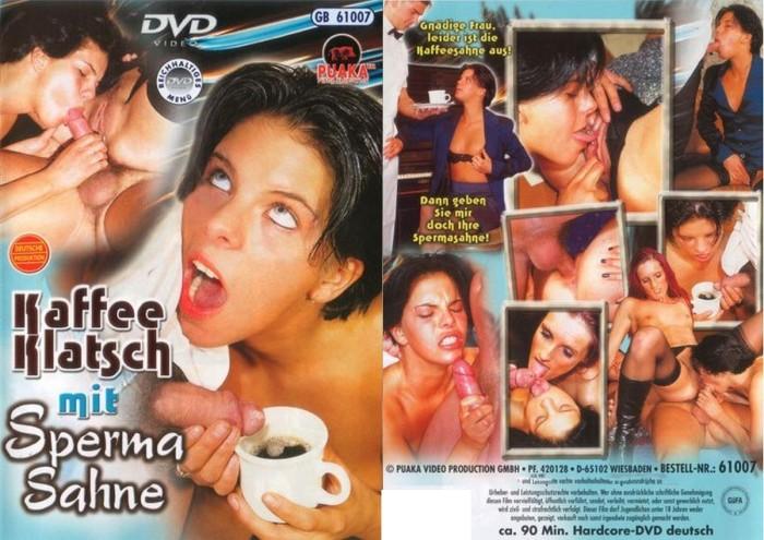 Kaffee Klatsch Mit Sperma Sahne