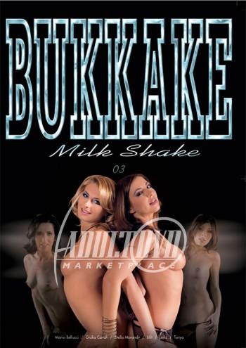 Bukkake 3 Milk Shake