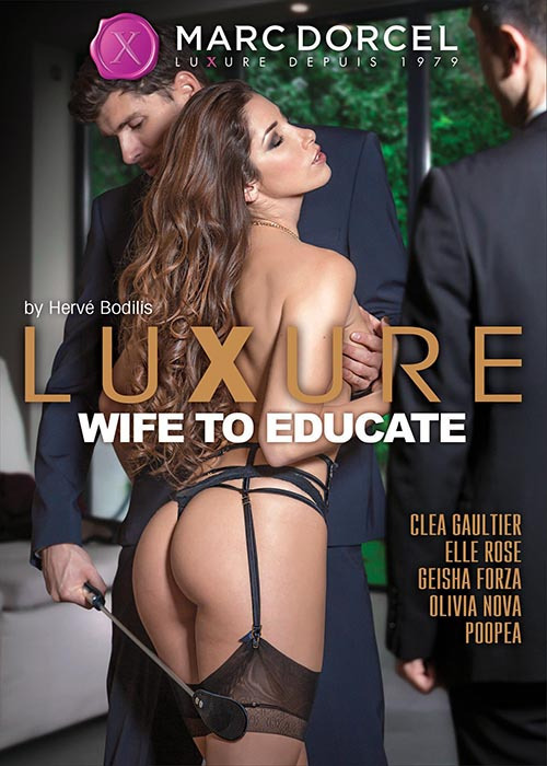 Luxure Wife to Educate / Luxure epouse a eduquer (2018/WEBRip/FullHD)