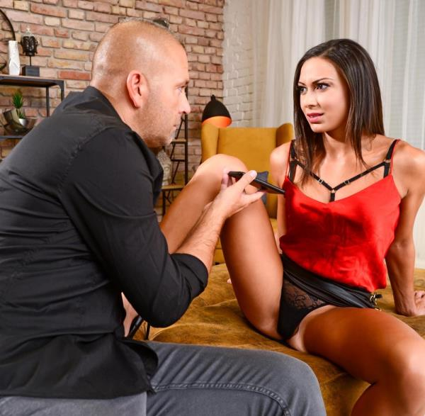 Cassie Del Isla – My Shrink Fucks The Shit Out Of Me (PixAndVideo.com/21Sextury.com/2018/HD)