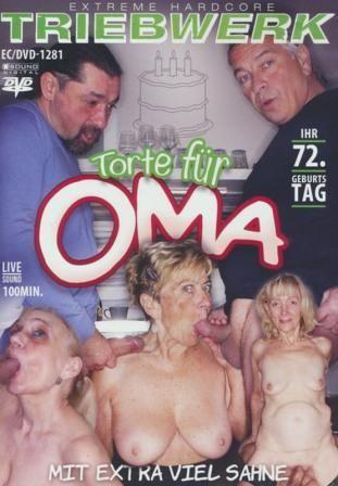 Torte für Oma mit Extra viel Sahne (2018)