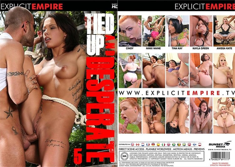 Tied Up And Desperate 5 (2018)