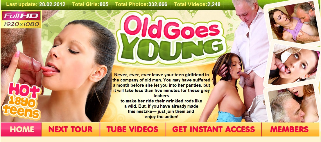 OldGoesYoung.com – Siterip – Ubiqfile