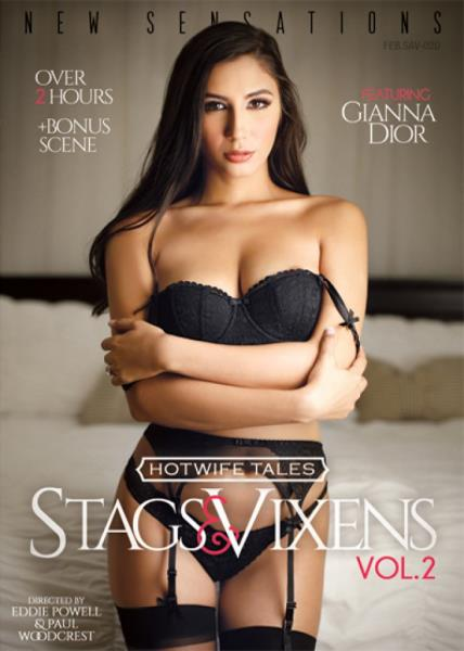 Stags And Vixens Hotwife Tales 2 (2018/WEBRip/HD)