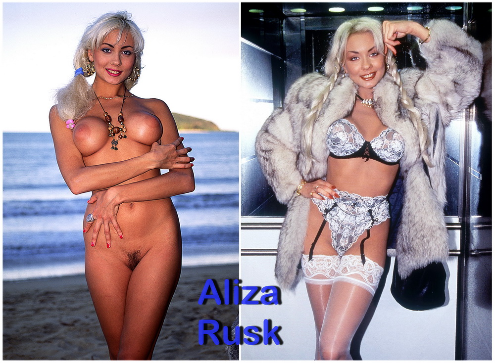 Aliza Rusk – Pornstar Collection – Ubiqfile