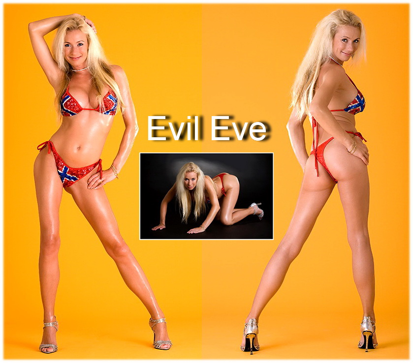 Evil Eve – Pornstar Collection – Ubiqfile