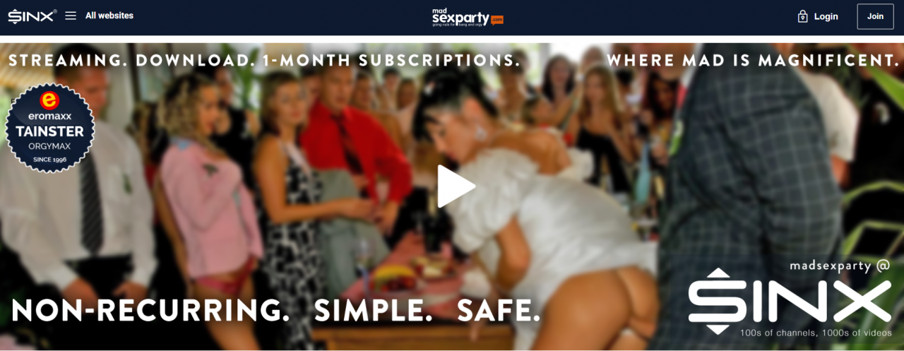 MadSexParty.com – Siterip – Ubiqfile