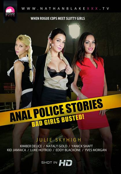 Anal Police Stories (2016/WEBRip/SD)