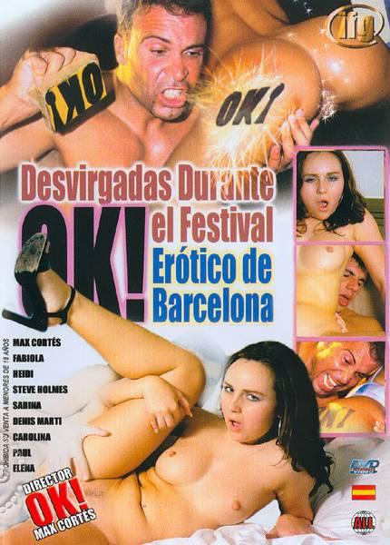 Desvirgadas Durante El Festival Erotico De Barcelona (2000/DVDRip)