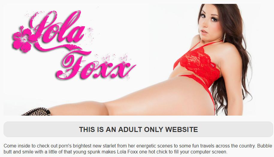 Lolafoxxvip SiteRip