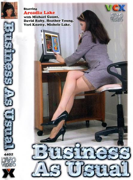Business As Usual (1978/VHSRip)