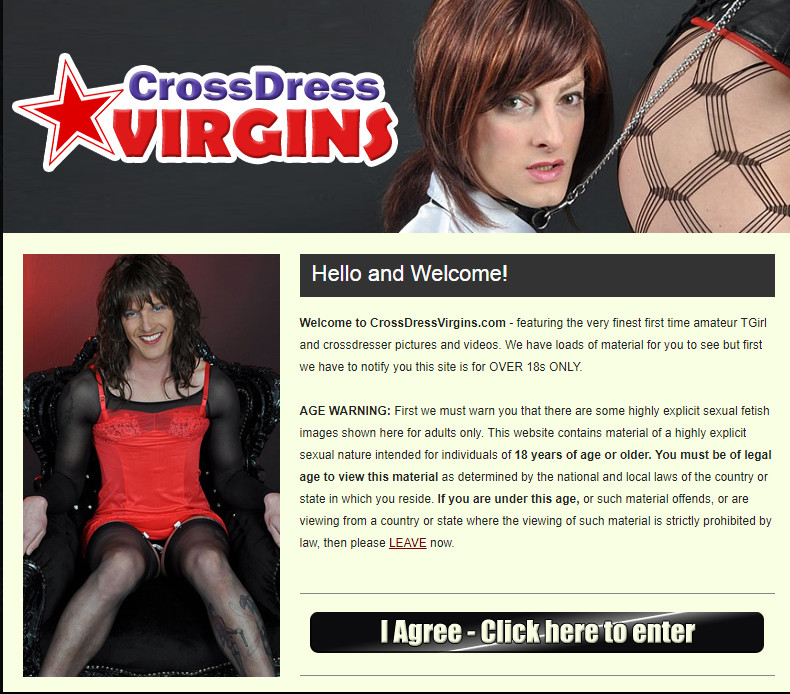 Crossdressvirgins SiteRip