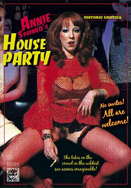 Annie Sprinkles House Party (1970/DVDRip)
