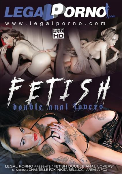 Fetish Double Anal Lovers (2018/WEBRip/SD)